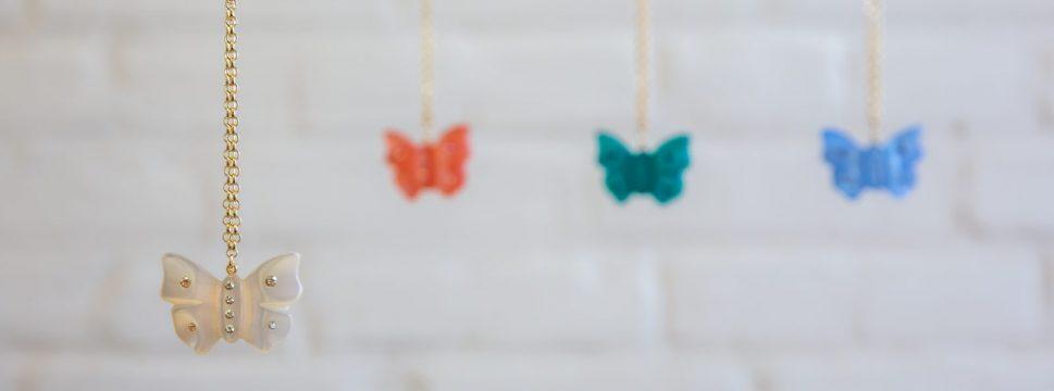 Schmetterling Kette Siggi Spiegelburg Couture Münster